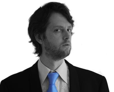 Portret acteur Gijs Geurtsen